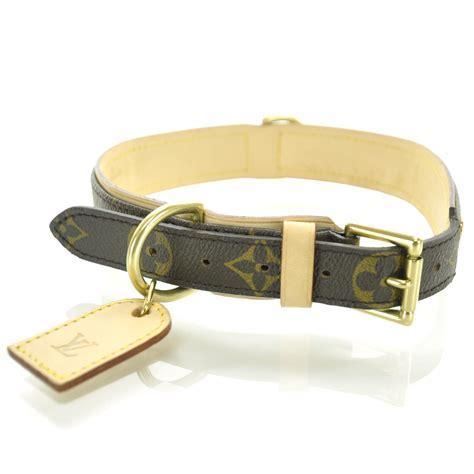 loui vuitton collar louis vuitton monogram baxter collar gm 29667