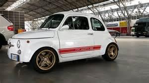 Fiat Abarth 695 Ss Fiat 695 Abarth Ss Policante Test Adria
