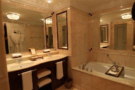 ritz carlton bathroom designs spacious bathroom with separate shower and bath picture
