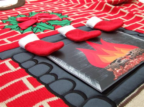 28 best illuminated christmas jumper flashing