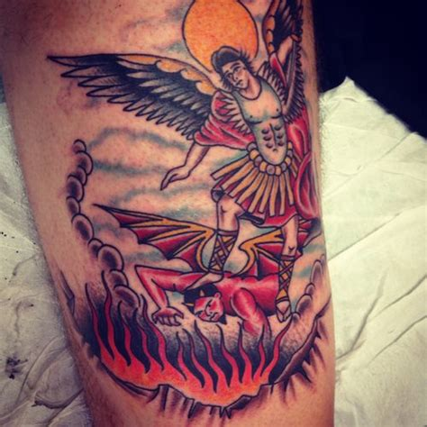angel tattoo traditional 32 best images about angel tattoos on pinterest devil