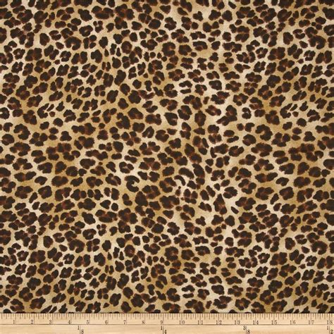 leopard fabric premier prints amazon leopard sand discount designer