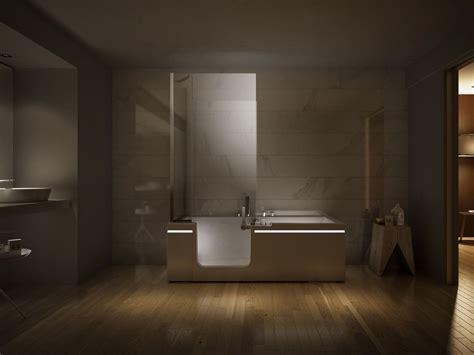 vasca da bagno piccola con doccia vasca da bagno con doccia pr 202 t 192 porter by teuco design