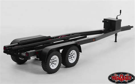 spartan boat trailer axle rc4wd bigdog 1 10 dual axle scale boat trailer rc4zh0006