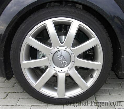 Audi A3 Felgen Lochkreis by Audi Vw Original Felge 8l0 601 025 Ac Scheiberad Alu