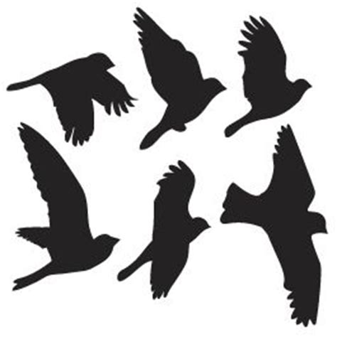 printable wall stencils birds 25 best ideas about bird stencil on pinterest bird