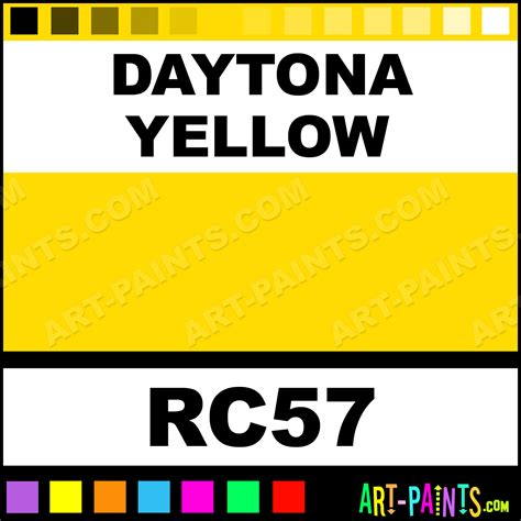 daytona yellow model acrylic paints rc57 daytona yellow paint daytona yellow color testors
