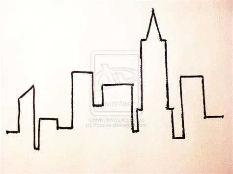 nyc skyline by pcazee on deviantart