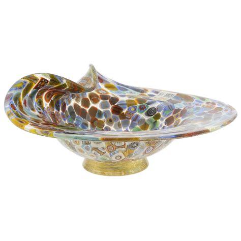 centerpiece glass bowls murano glass centerpiece bowl glass bowl decor