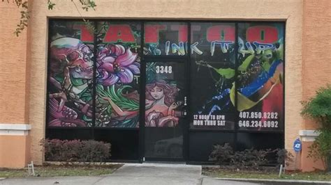tattoo parlor kissimmee fl 17 best images about tattoo shops on pinterest shops