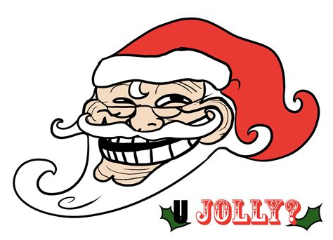 Meme Clipart - christmas troll clipart best