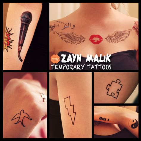 pin zayn malik zap tattoo for perrie genuardis portal on