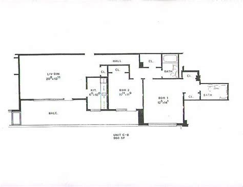 river place floor plan river place north rosslyn virginia