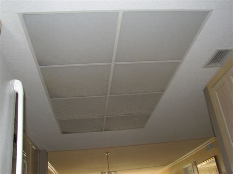 Kitchen Drop Ceiling Lighting What To Do With My Kitchen Drop Ceiling Lighting Kitchen Remodel