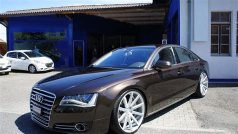 Audi A8 Tuning Bilder by Audi A8 Tuning