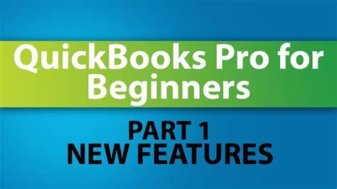 quickbooks tutorial simon sez quickbooks training tutorial part 1 new features youtube