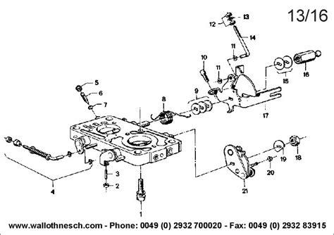 1997 Subaru Legacy Exhaust Diagram
