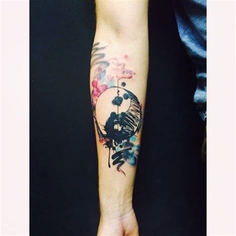 watercolor tattoos london the yin yang tattoodo
