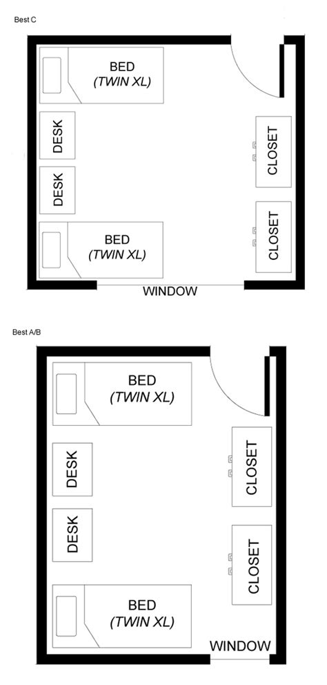 best floorplans asu best arizona state