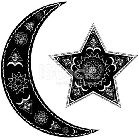 muslim symbol tattoo islamic symbol stock vector freeimages com