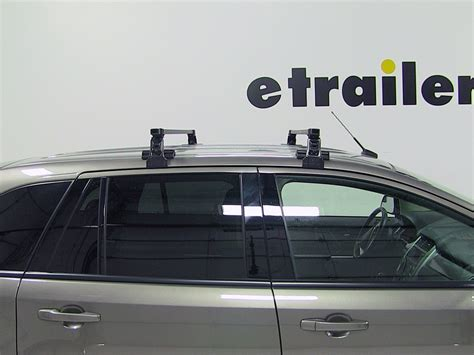 Roof Rack For Ford Edge by Roof Rack For 2013 Ford Edge Etrailer