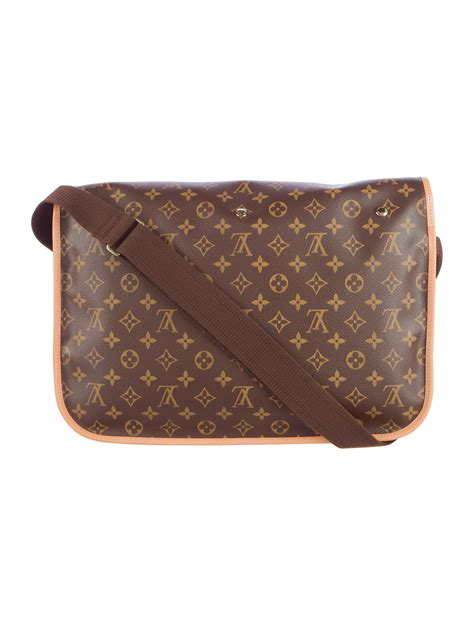louis vuitton monogram congo mm messenger bag bags