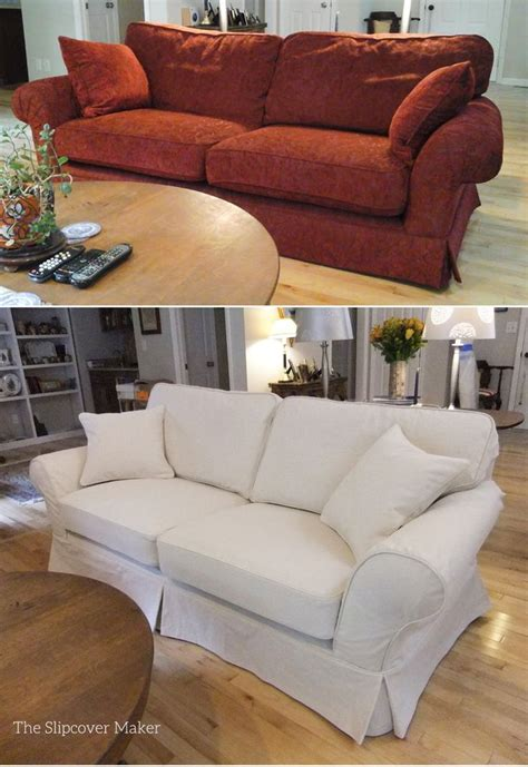 white slipcovers for sofa best 20 slip covers ideas on slipcovers