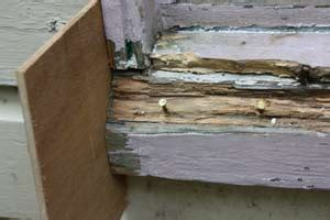 How To Repair Rotted Wood Trim Molding Do It Yourself