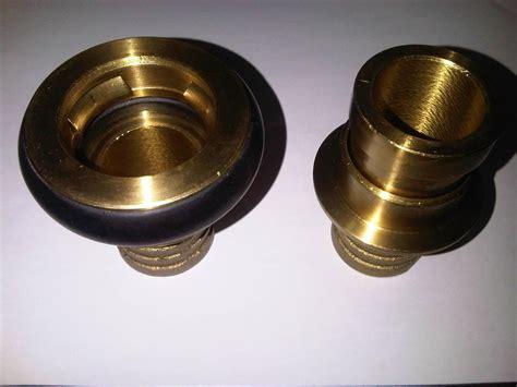 Hose Nozzle Semprotan Air Alisan Murah jual hose nozzles copper machino interlock connect 65mm 2 5 inch x 20 x 500mm impa