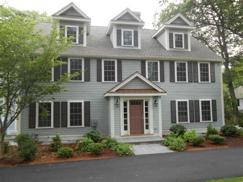 Colonial With Dormers 17 Best Images About What Is A Colonial House Style On