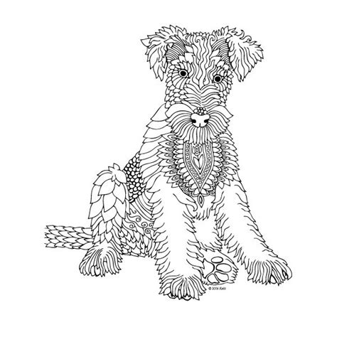 629 best adult colouring cats dogs zentangles images on 17 best images about cats dogs coloring pages for adults