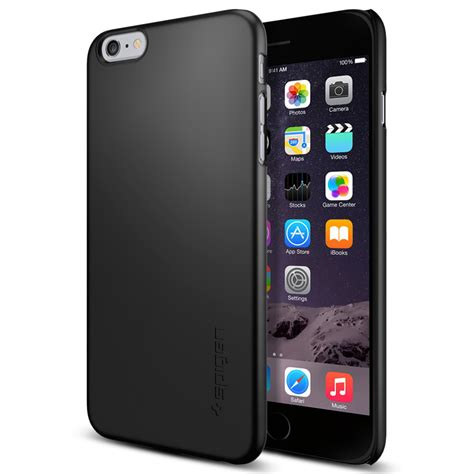 Spigen Shockproof Iphone 6 Plus Iphone6 Hardcase Iphone 6plus spigen thin fit for iphone 6 plus iphone 6s plus black price dice bg