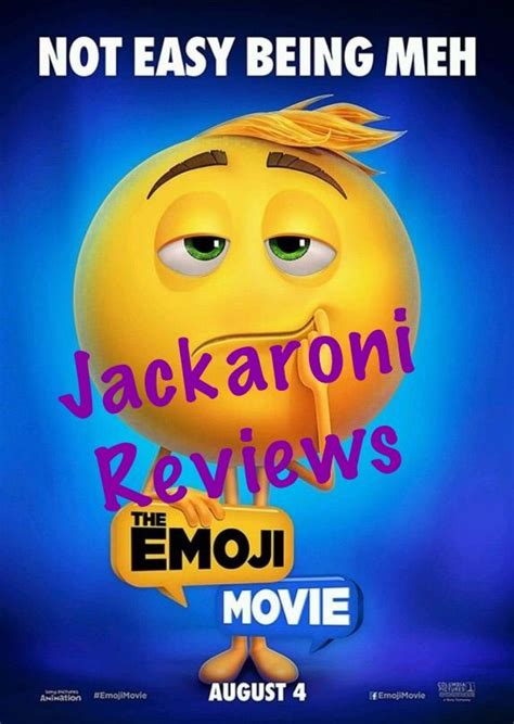emoji film raten the emoji movie review rant cartoon amino