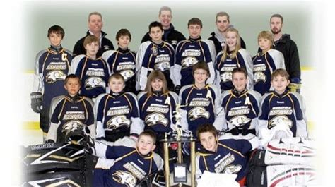 peewee aa provincials march     swan river news