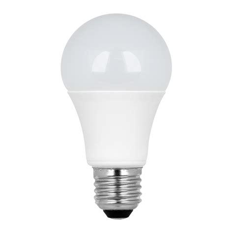 Utilitech Light Bulbs by Shop Utilitech 6 3 Watt 40w Equivalent 3 000k A19 Medium