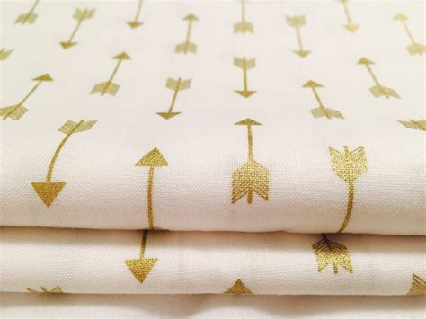 gold pattern sheets gold arrow fabric metallic gold geometric pattern for baby