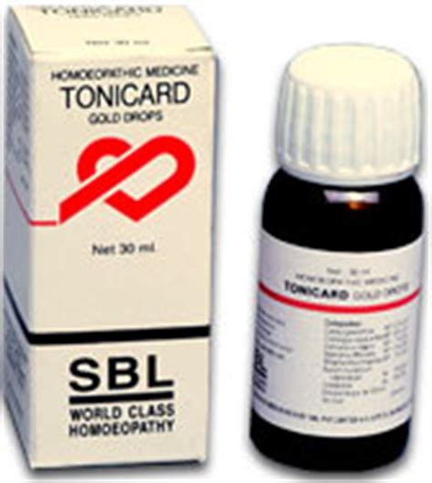 Vitamin Tonicard Tonicard Gold Drops Diseases Problems Remedies