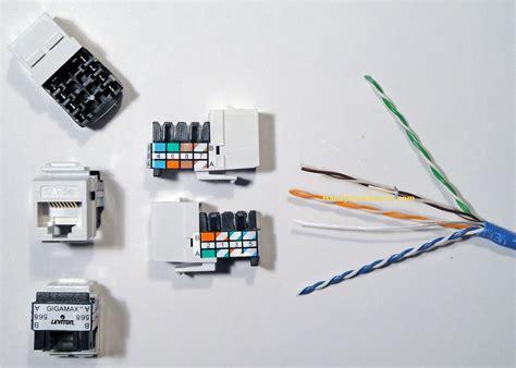 Cat5e Jack Wiring Wiring Diagrams