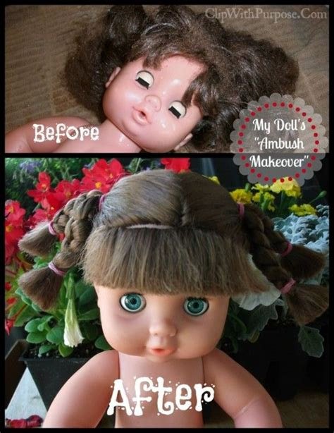 Fix Matted Hair by 1000 Images About Dolls On Sewing Patterns
