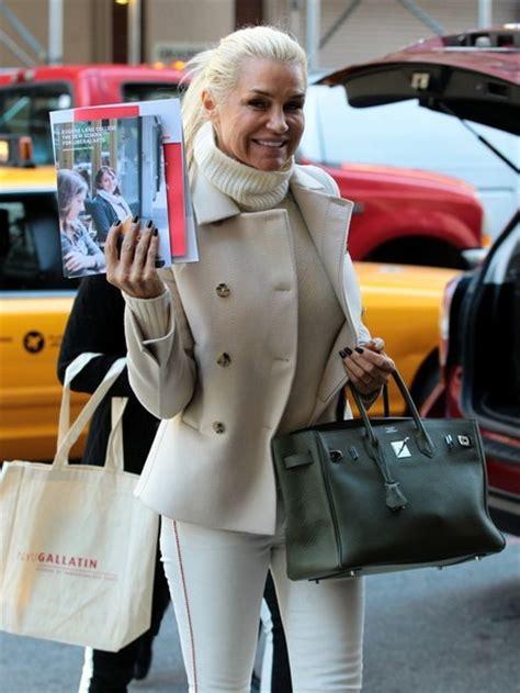 yolando foster fashion yolanda foster photos photos yolanda foster in new york
