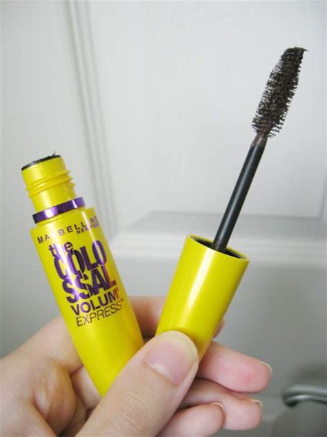 Maybelline Mascara Volume Express maybelline volum express the colossal reviews photos