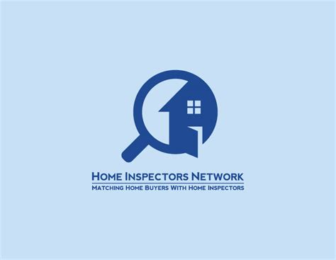 home inspection logo design home inspectors company logo design spellbrand 174