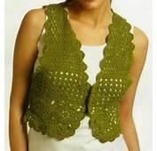 Tejidos En Crochet Hilo Con Lycra Chalecos Y Sacos