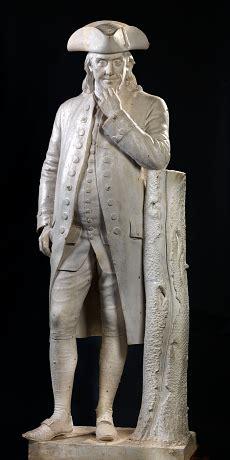 biography of benjamin franklin wikipedia hiram powers biography sculptor united states of america