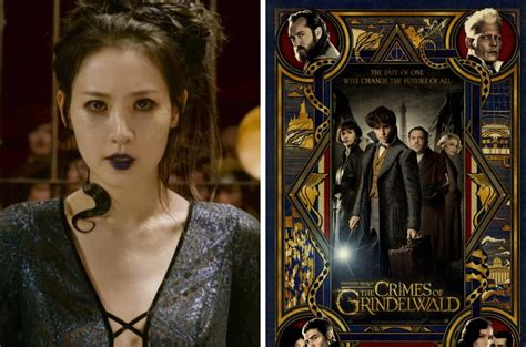 actress in fantastic beasts 2 here s why people are upset that a south korean actress