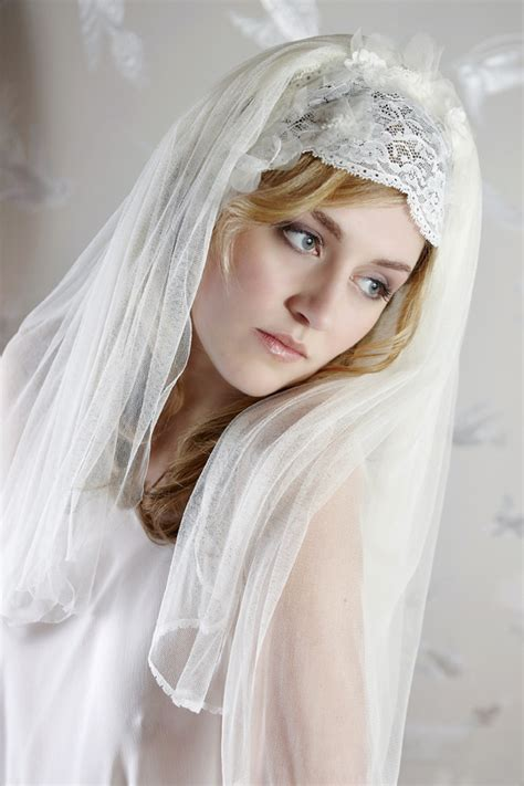 Vintage Wedding Hair Nottingham by Lovebysusie Vintage Inspired Wedding Veils My