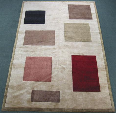 10 ft square tibetian rugs contemporary rugs 84258 by cyberrug