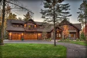 rustic exterior total dream house fieldview court
