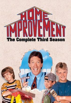 home improvement 3x01 quot maybe baby quot trakt tv