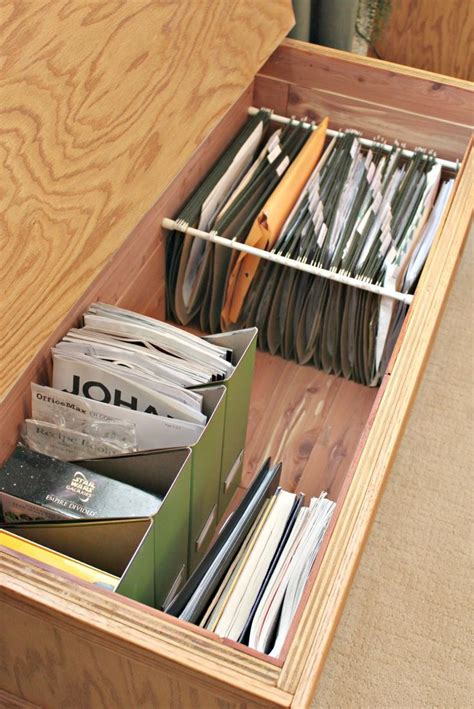 How To Make A Drawer Into A File Cabinet by Best 25 File Cabinet Desk Ideas Only On